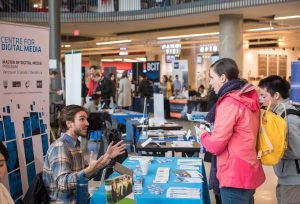 UBC Graduate & Professional Schools Fair // September 28th