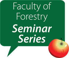 Faculty Seminar Series: Resilient and resistant urban forests with Dr. Christina Staudhammer // March 10th